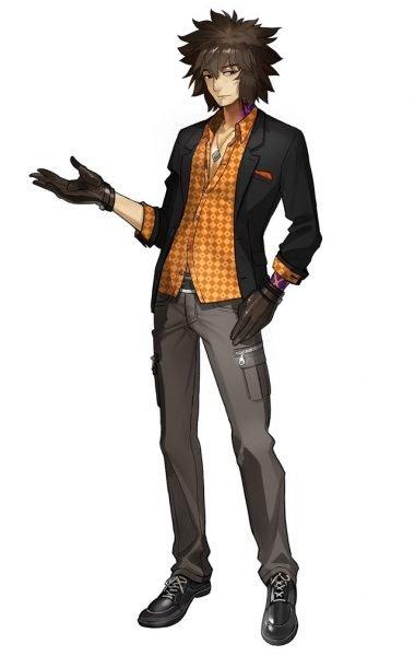 Extella Men's Costumes DLC