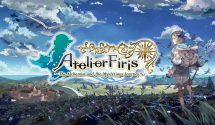 Atelier Firis Western Release Date and Screenshots