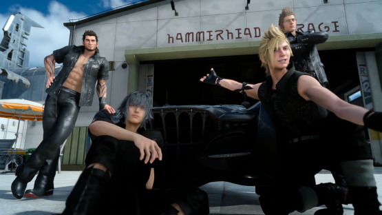 Final Fantasy XV Review 1
