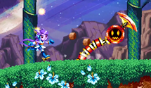 Freedom Planet 2 First Gameplay Video