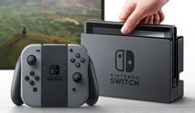 Reggie Shows Off Nintendo Switch on The Tonight Show