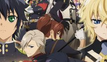 Win a Copy of Seraph of the End Season One Part Two!