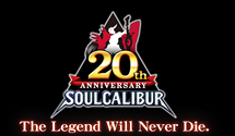 Soulcalibur 20th Anniversary Trailer and Website