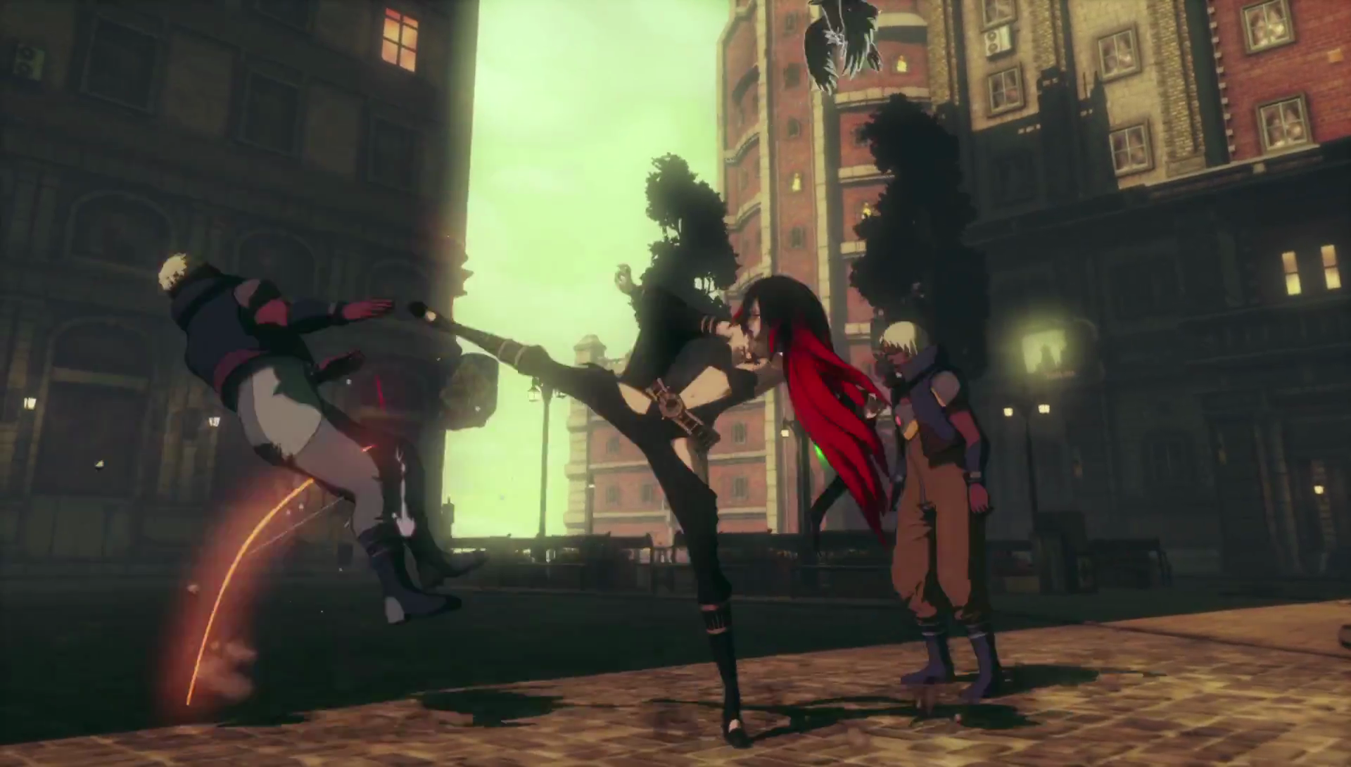 Gravity Rush 2 Raven Dlc Due March Rice Digital Sony Ps4