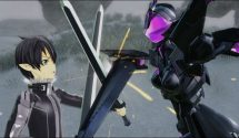 Accel World vs Sword Art Online Gameplay at Taipei Game Show