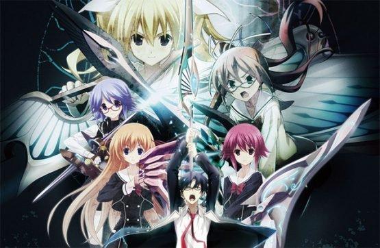 Chaos;Child anime