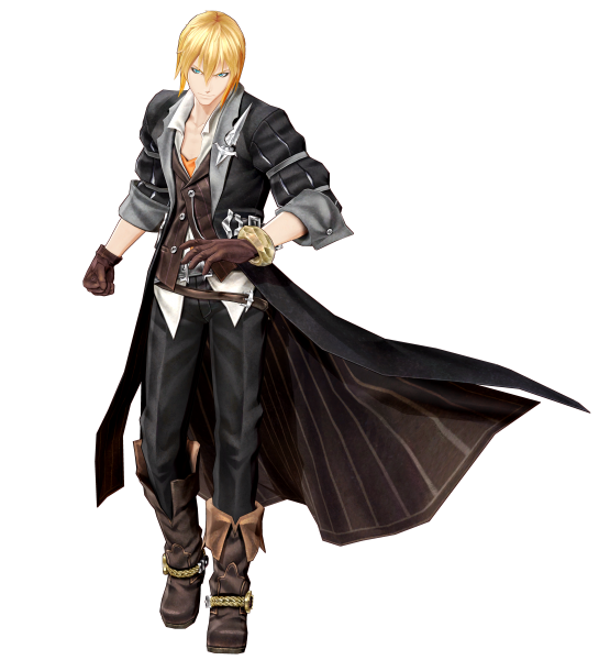 Meet the Squad: An Introduction to the Tales of Berseria Characters 10 Eizen