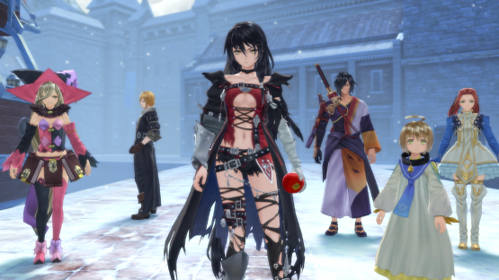 Tales of Berseria Preview - First Few Hours 5