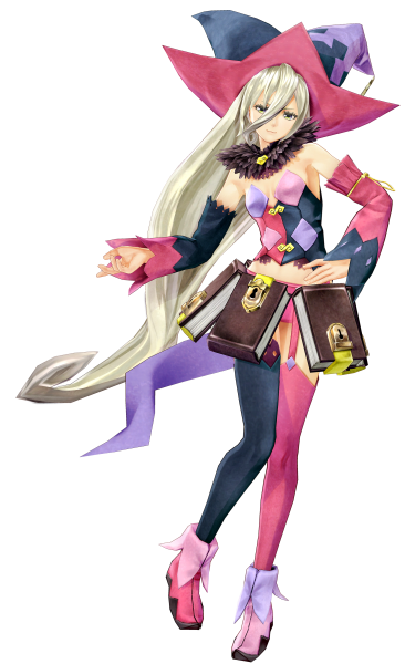 Meet the Squad: An Introduction to the Tales of Berseria Characters 6 Magilou
