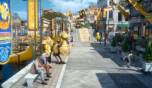 Final Fantasy XV Carnival Event Gets Preview Video