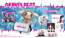 Rice Exclusive Akiba's Beat NEET Edition Announced!
