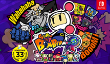 Super Bomberman R Coming to Switch