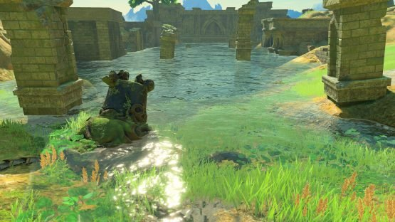 The Legend of Zelda: Breath of the Wild Preview (Switch) 4