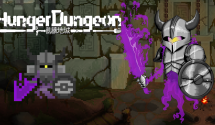 Hunger Dungeon Magic Armor Joins the Fray, Free to Play As This Weekend