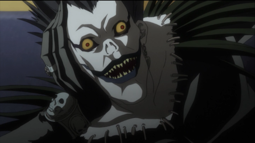 Death Note Review Anime A Classic Rice Digital Rice