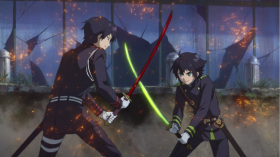 seraph of the end season one part two review 3