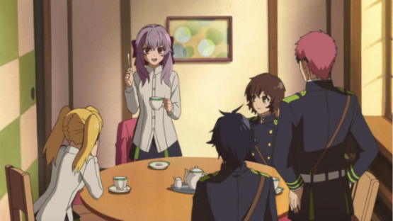 seraph of the end review season one part two review 1