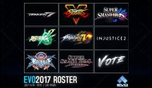 EVO 2017 Line-Up Announced – ARMS Could Be at EVO