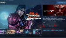 Tekken 7 Release Date Possibly Leaked on Steam