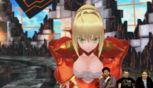 Fate/EXTELLA First Look