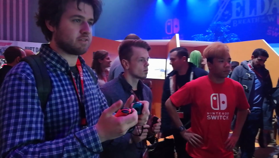 Nintendo Switch Preview - Hands-On at the Console's UK Premiere 3