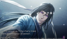 First Hakuoki Kyoto Winds Screenshots Revealed