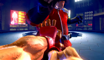 Ultra Street Fighter 2 First Person Mode Confirmed