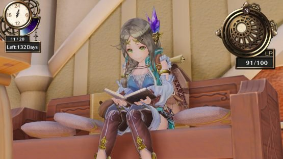 Atelier Firis Preview - Alchemy Sans Frontières 2