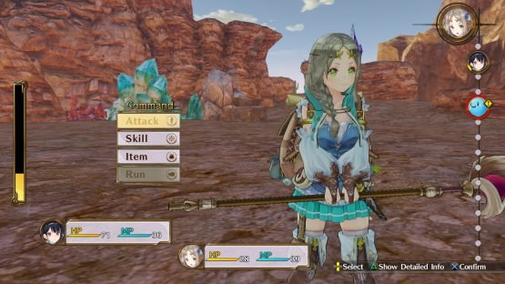 Atelier Firis Preview - Alchemy Sans Frontières 3