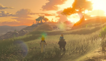 New Legend of Zelda: Breath of the Wild Trailer Shows Off Action