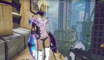 Gravity Rush 2 Gets Phantasy Star Online 2 Costume