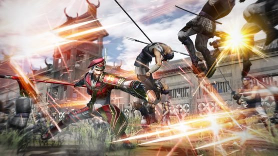 Samurai Warriors Spirit of Sanada Coming West in May