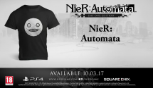 NieR: Automata Pre-Order Video Includes T-Shirt and…Floor Rolling