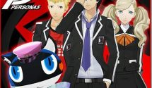 Persona 5 DLC Videos Show Costumes in Action