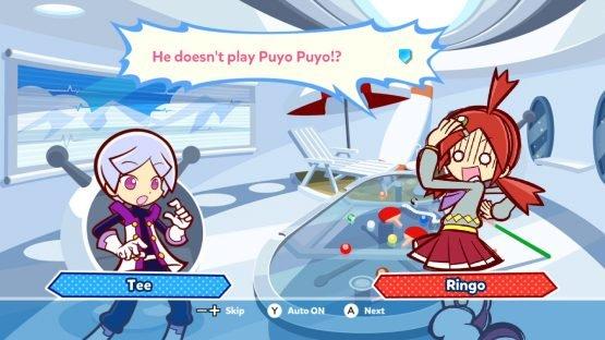 Puyo Puyo Tetris Trailer Teaches the Basics