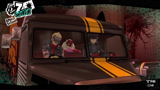 Persona 5 Review - JRPGs Will Never Be The Same Again (PS4) Morgana Bus Mementos