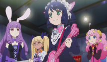 Show by Rock!! Review (Anime)