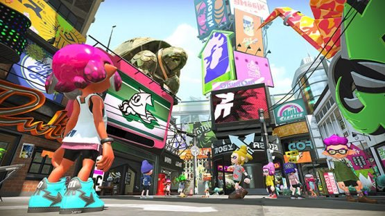 Splatoon 2 Preview - Bringing the Wii U's Brightest Gem to a New Audience 2