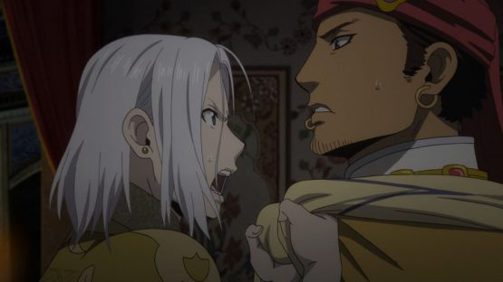 arslan part two review 2
