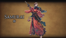 Final Fantasy XIV Samurai Announced as Stormblood's Second New Job