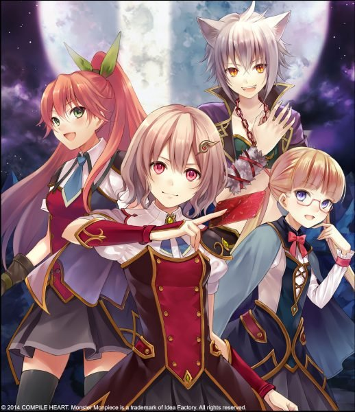 Monster Monpiece Releases on Steam in March