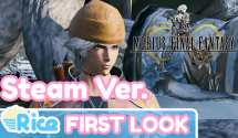 Mobius Final Fantasy Steam PC Version First Look