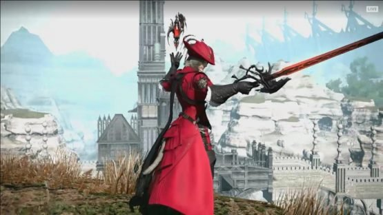The 5 Most Exciting Things to Look Forward to in Final Fantasy XIV Stormblood Red Mage