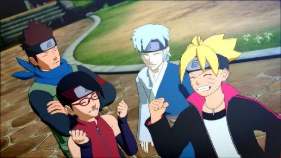 Naruto Shippuden Ultimate Ninja Storm 4 Road to Boruto Review 1