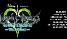 Kingdom Hearts Orchestra is this Weekend in London