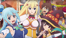 5bp Announces A KonoSuba Game