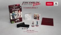 New Fire Emblem Echoes Trailer and Limited Edition Revealed