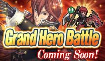 Fire Emblem Heroes April Update Brings Hero Merit and New Battle Types
