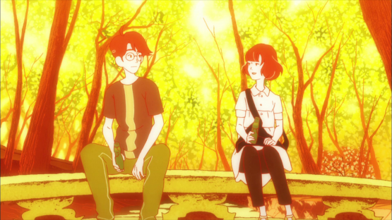 The Tatami Galaxy Review 1
