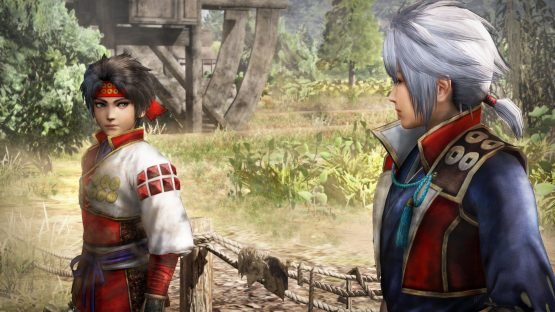 Samurai Warriors: Spirit of Sanada Shows off Castle Towns